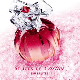 Delices de Cartier Eau Fruitee Cartier