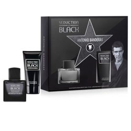 Seduction in Black Antonio Banderas