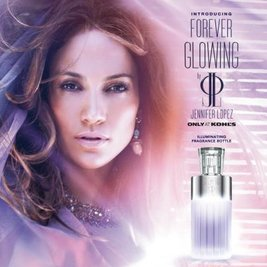 Forever Glowing Jennifer Lopez