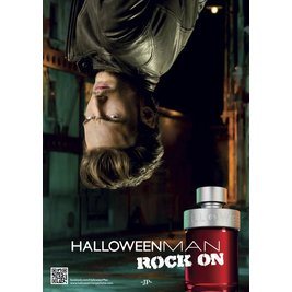 Halloween Man Rock On Jesus Del Pozo