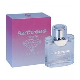 Actress Cristalle Apple Parfums
