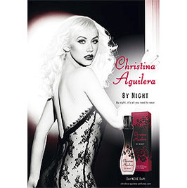 Christina Aguilera by Night Christina Aguilera