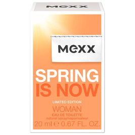 Mexx Spring is Now Woman Mexx