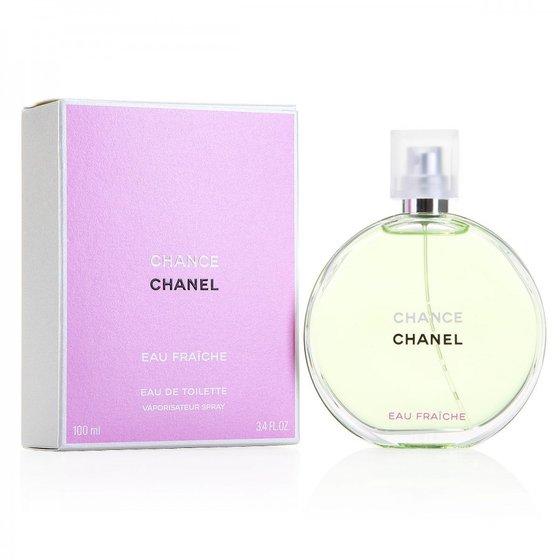 Chanel Chance Eau Fraiche женский туалетная вода 50ml купить по