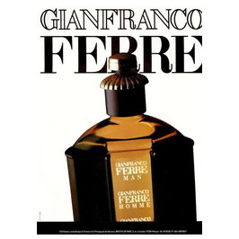 Gianfranco Ferre for Man Gianfranco Ferre