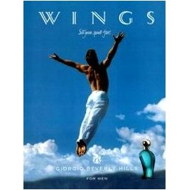 Wings for Men Giorgio Beverly Hills