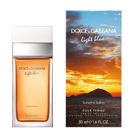 Light Blue Sunset in Salina Dolce&Gabbana