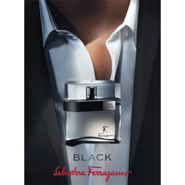 F by Ferragamo Black Salvatore Ferragamo