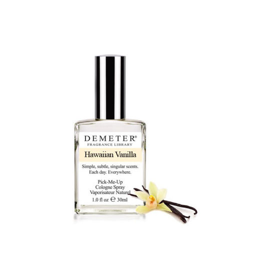 Demeter Fragrance Hawaiian Vanilla Женский Одеколон 30ml
