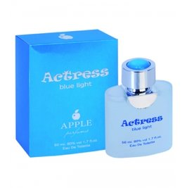 Actress Blue Light Apple Parfums