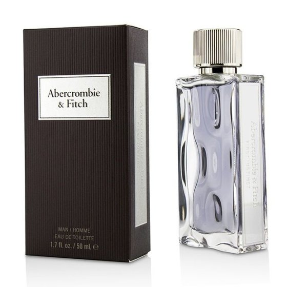 Abercrombie and Fitch First Instinct Мужской Туалетная вода 50ml
