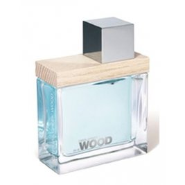 She Wood Crystal Creek Wood DSQUARED²