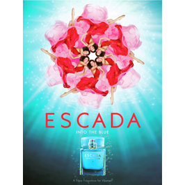 Into the Blue Escada