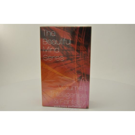 The Beautiful Mind Series Intelligence and Fantasy Женский Туалетная вода 100ml
