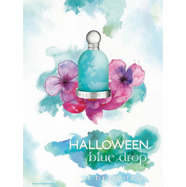 Halloween Blue Drop Jesus Del Pozo