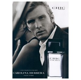 Chic For Men Carolina Herrera