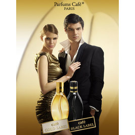 Cafe Black Label Cafe Parfums
