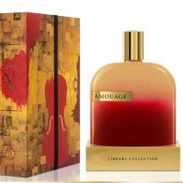 Amouage The Library Collection Opus X Унисекс Парфюмерная вода 100ml