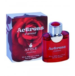 Actress D'Amor Apple Parfums