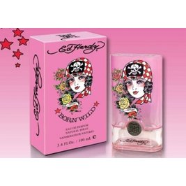 Ed Hardy Born Wild For Women Christian Audigier