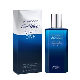Cool Water Night Dive Davidoff
