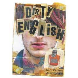 Dirty English for Men Juicy Couture