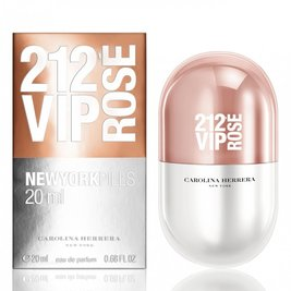 212 Vip Rose Pills Carolina Herrera