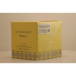 Weekend for Women Burberry