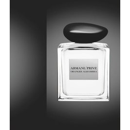 Armani Prive Orange Alhambra Giorgio Armani