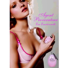 Agent Provocateur Eau Emotionelle Agent Provocateur