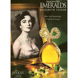 Diamonds and Emeralds Elizabeth Taylor