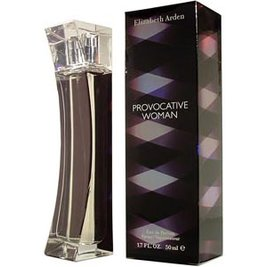 Provocative woman Elizabeth Arden