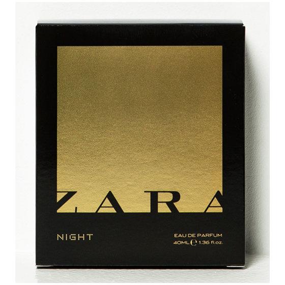 Zara Night Eau De Parfum Zara купить по цене 0 описание