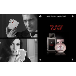 The Secret Game Antonio Banderas