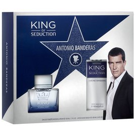 King of Seduction Antonio Banderas