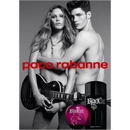 Black XS for Her Paco Rabanne