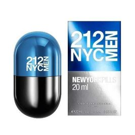 212 NYC Men Pills Carolina Herrera