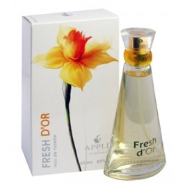 Fresh D'Or Apple Parfums